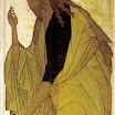 Иконостас Успенского собора во Владимире. Иоанн Предтеча. 1408. Андрей Рублёв.jpg